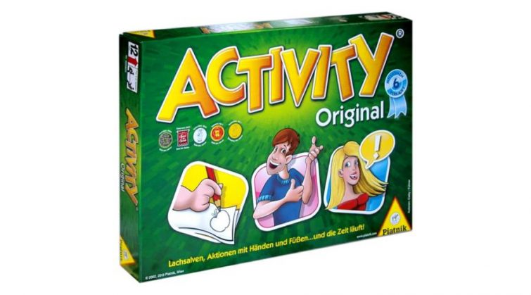 Az Activity Original örök kedvenc