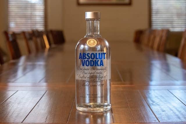Vodka tisztán és ízesítve
