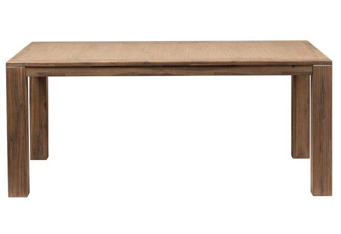 Mely stílusokhoz illik a tömörfa étkezőasztal?